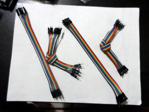 Cable Dupont Hembra a Macho para prototipado 10pcs