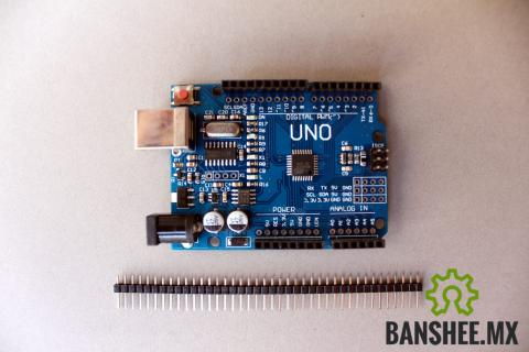 Arduino UNO SMD (Serial CH340G) Compatible