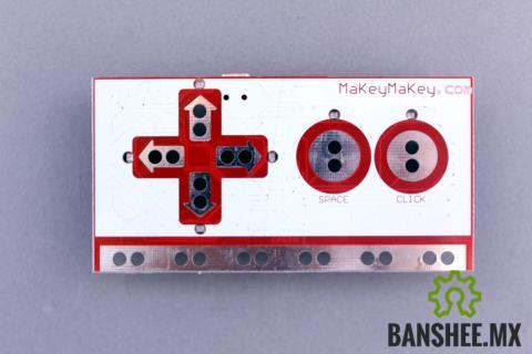 Kit MaKey Makey ATmega32u4 Deluxe Dupont y Caimanes Arduino Compatible