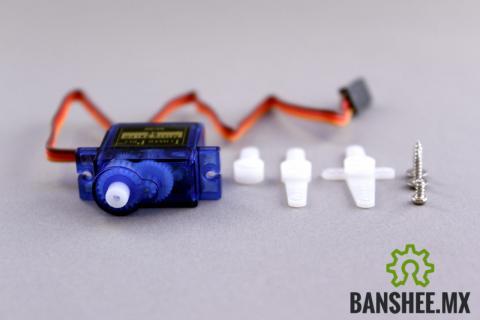 Micro Servo SG90 1kg/cm engranes de nylon