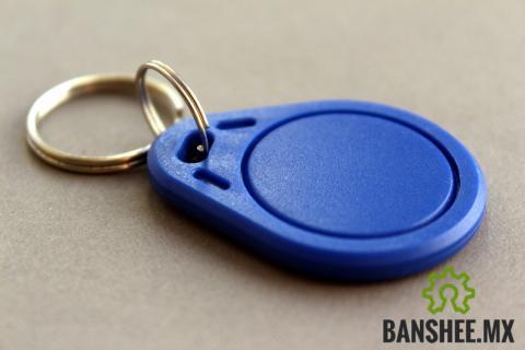 Llavero RFID NFC 13.56MHz Rc522 S50