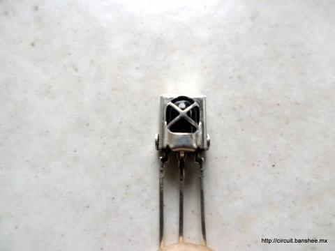 Sensor Receptor Infrarrojo