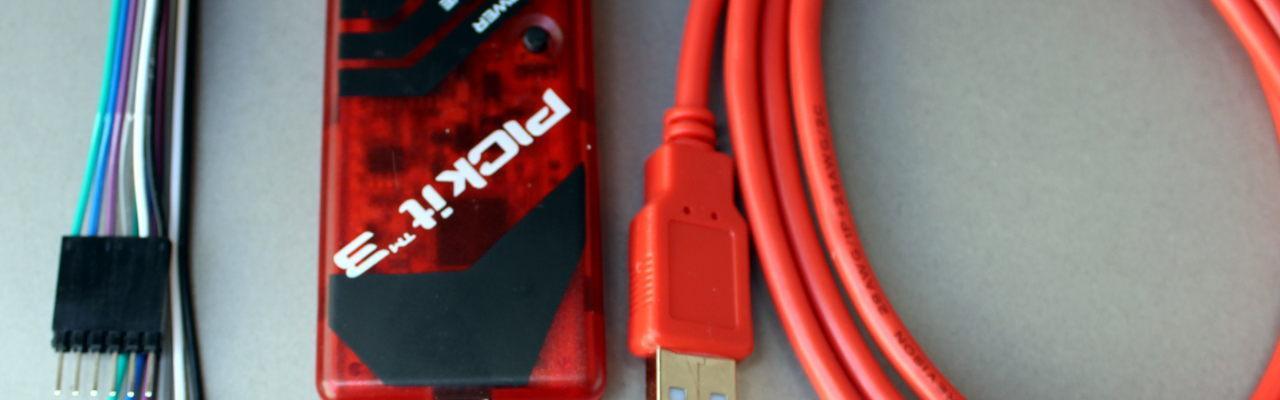 PicKit 3 Programador Depurador de Pics