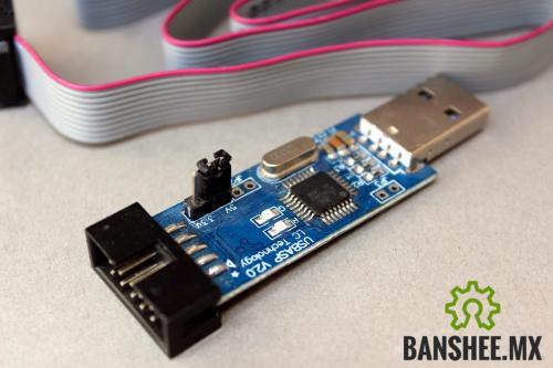 Programador AVR USBASP ATmega8