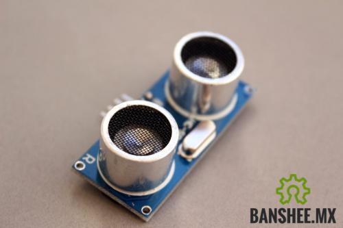 Sensor Ultrasonico de Distancias HC-SR04