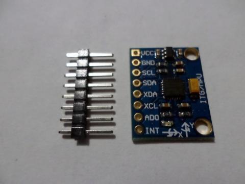 Giroscopio 3 ejes GY-521 MPU-6050