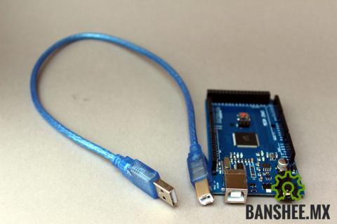 Arduino Mega 2560 R3 ATmega2560 (Serial CH340g) Compatible