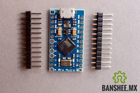 Arduino Pro Micro Atmega32u4 (leonardo compatible)