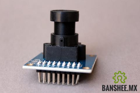 Camara VGA CMOS OV7670