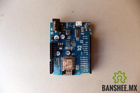 WeMos D1 Tarjeta de Desarrollo ESP-12e esp8266 Arduino Compatible