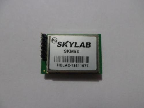 Modulo Skylab GPS MT3329 SKM53 c/antena integrada