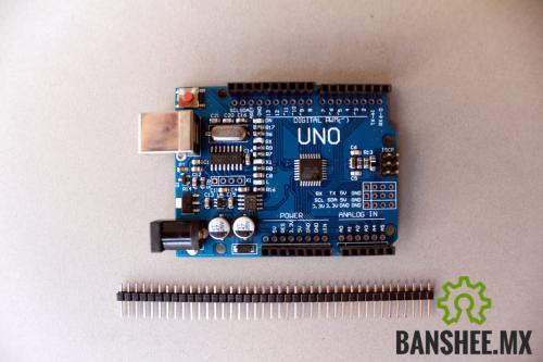 Arduino UNO SMD (Serial CH340G) Compatible
