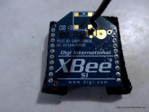 Modulo Xbee Serie 1 http://circuit.banshee.mx