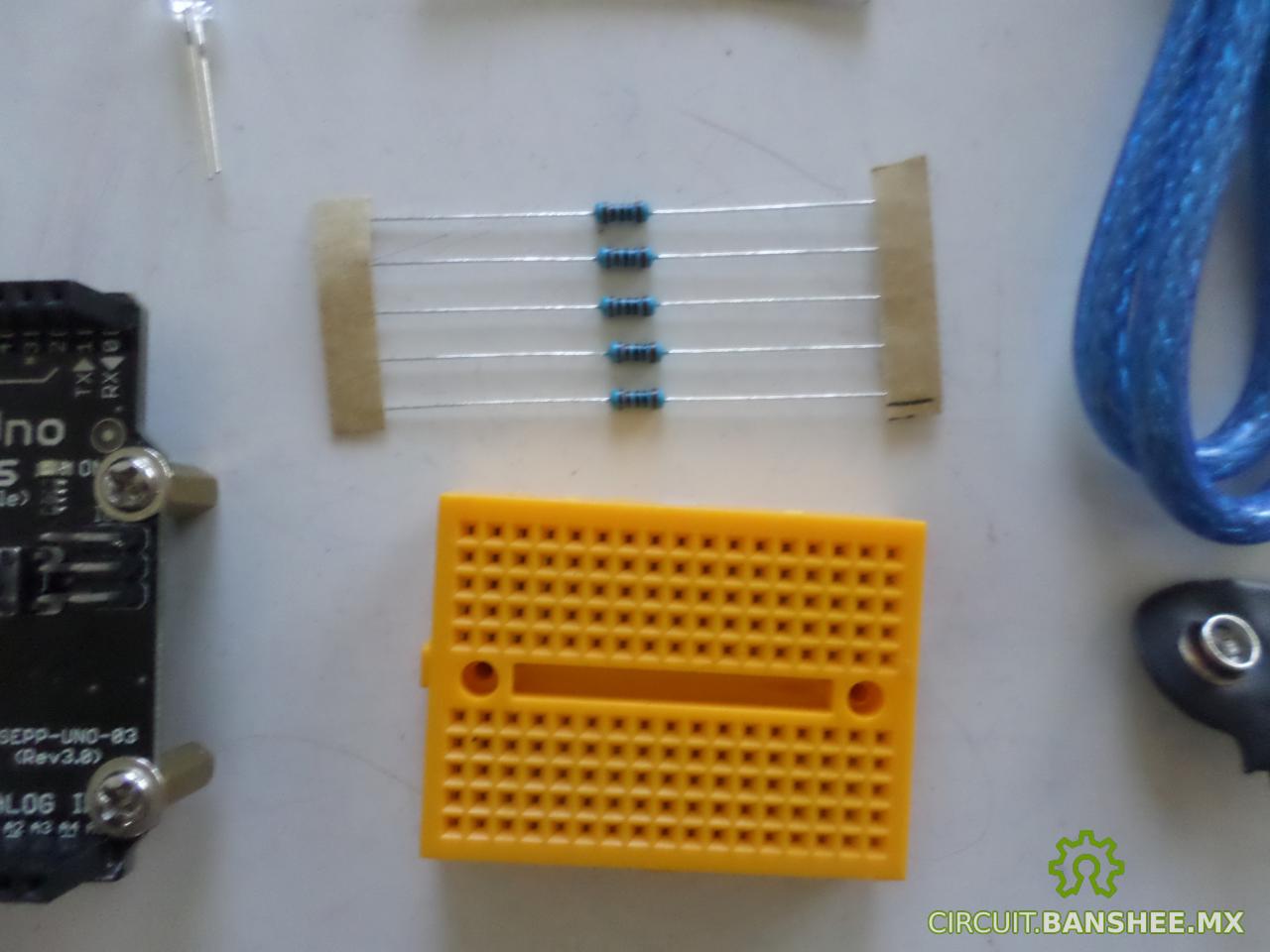 Kits de desarrollo arduino banshee mx